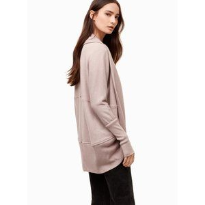 Aritzia Wilfred Diderot Long Sleeve Cocoon Sweater